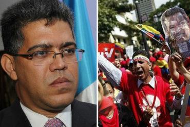 """¡SE CANSÓ! La descarga de un chavista crítico en Aporrea: """"Elías Jaua, un mentiroso, campeón de la desfachatez y la embuste"""""""