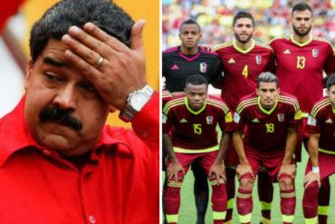 ¡POR BOCÓN! Este periodista estalló a Maduro por pedir que la Vinotinto clasifique a Qatar 2022 (salpicó al ministro de deporte)