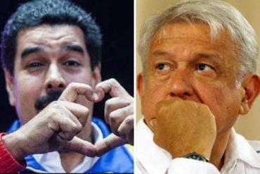 """¡DE LEJITOS! México seguirá política de """"no intervención"""" en asuntos venezolanos"""