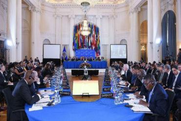 ¡SE LO DECIMOS! Los países que votaron a favor y en contra de la resolución sobre Venezuela en la OEA