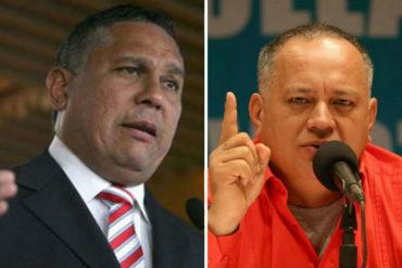 """¡POR DIOS! Así es como Diosdado Cabello y Pedro Carreño superan """"entrenamiento militar"""" (+Video)"""