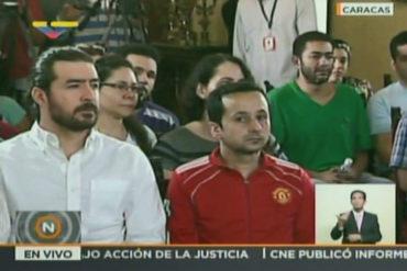 ¡VÉALOS! Estos son los rostros del primer grupo de presos políticos liberados este #1Jun