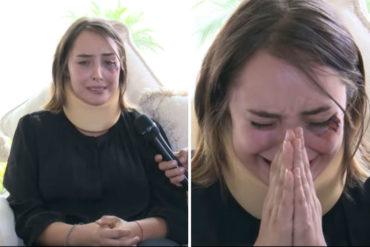 ¡QUÉ HORROR! Escándalo en Televisa: en plena transmisión en vivo una actriz gritó que fue violada por un colega (+Video)