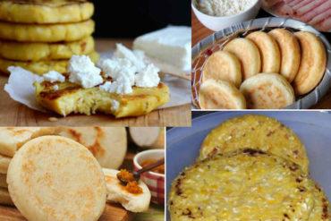 ¡TOME NOTA! Recetas de la crisis: Alternativas para preparar arepas si no tienes harina de maíz