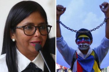 """¡LO DENUNCIÓ! Presos entrevistados confesaron que fueron """"usados o extorsionados"""", según Delcy Eloína"""