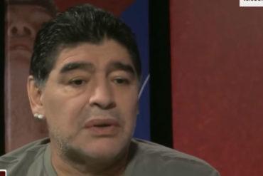 """¡SI TÚ LO DICES! Maradona disimula sobre su descompensación: """"Estoy perfecto y nunca estuve mejor"""" (+Video)"""