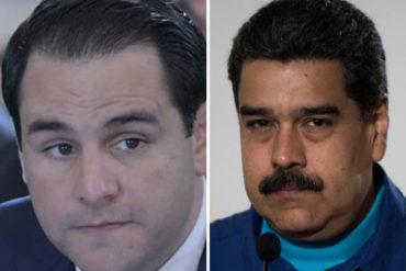 """¡SE LAS CANTÓ A NICO! Embajador de EEUU ante la OEA: El desmoronamiento económico de Venezuela """"está en las manos de Maduro"""" (+Video)"""