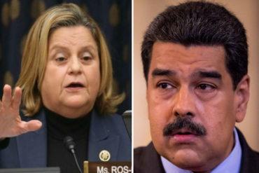 "¡A LLORAR PA'L VALLE! Senadora estadounidense pide sancionar a más ""títeres"" de Maduro"