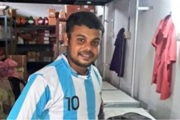 ¡FANATISMO EXTREMO! Un fanático de Messi se suicidó tras la derrota de Argentina