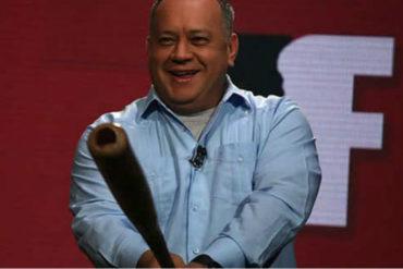 ¡SE PASÓ DE CARA 'E TABLA! Así justificó Diosdado la masiva migración de venezolanos a Colombia