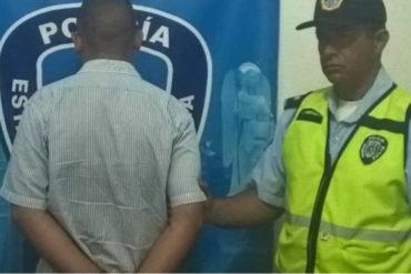 ¡QUÉ VIOLENCIA! En el Zulia detuvieron a un hombre que le cayó a golpes a su suegra