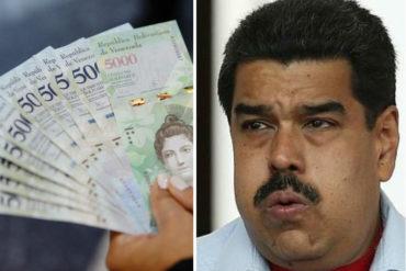 ¡EL PAÍS EN UN BARRANCO! La economía venezolana acumula una reducción del 44,3% en los últimos 5 años