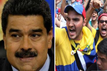 """¡TA' BIEN, PUES! Maduro dijo que con el nuevo salario muchos """"salen de compras"""" los fines de semana y lo estallaron"""