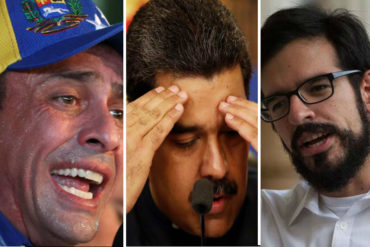 ¡POR INEPTOS! Dirigentes políticos criticaron con todo al régimen tras apagón que colapsó a 3 estados del país