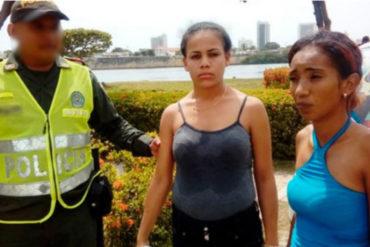 ¡SÉPALO! Desmantelan banda de venezolanos que se dedicaba al robo en Cartagena