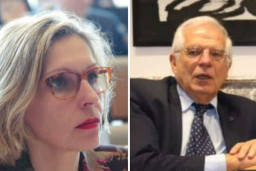 """¡TOMA! Eurodiputada Beatriz Becerra arremete contra canciller español por no apoyar la """"línea dura"""" de sanciones contra Venezuela"""