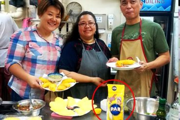 ¡QUÉ ÉXITOOO! La harina P.A.N llegó a China y así lo disfruta su gente en la cocina (+Foto +orgullo venezolano)