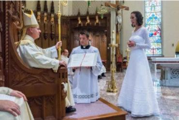 """¿QUE, QUÉ? El Vaticano decidió que se puede ser """"virgen"""" tras haber tenido sexo (sectores de la iglesia quedaron alarmados)"""