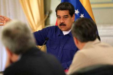 """¡QUÉ RARO! Maduro asegura que apagón fue un """"sabotaje"""": No se sorprendan de los responsables políticos (+Video)"""