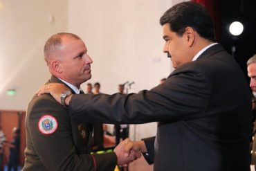 """¡INSOPORTABLE! El discurso """"lava cerebro"""" de Maduro a los soldados de la FANB (se le olvidaron las garantías de protección al pueblo)"""