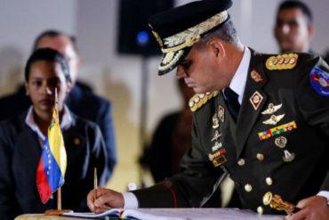 ¡QUÉ ABUSO! Padrino López obliga al personal de la FANB inscribirse en el censo de transporte (+Documento + Descaro)