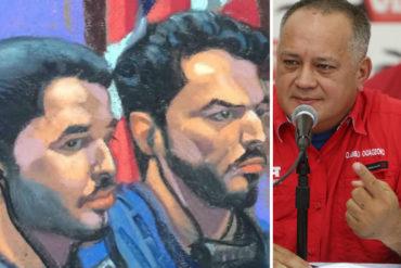 """¡PERO QUÉ NOVEDAD! Las revelaciones de los """"narcosobrinos"""" sobre Diosdado: """"Él solito controla las fuerzas armadas"""" (+Audio)"""