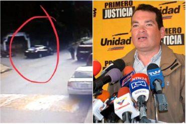 ¡URGENTE! Tomás Guanipa denunció que el Sebin merodea los alrededores de su casa con armas largas (Video+Fotos)