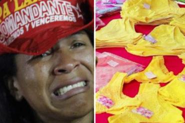 ¡LO QUE FALTABA! Comprar ropa interior requiere gastar hasta 20 sueldos mínimos (+precios para llorar)