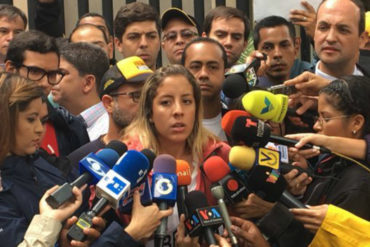 """¡ASÍ LO DIJO! Rafaela Requesens sobre sentencia del TSJ que obliga a realizar nuevas elecciones en la UCV: """"Siguen atacando a nuestras casas de estudio"""""""