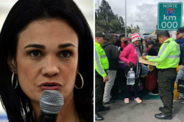 """¡IMPACTADOS! Canciller de Panamá: """"Nos oprime el corazón"""" el éxodo masivo de venezolanos"""
