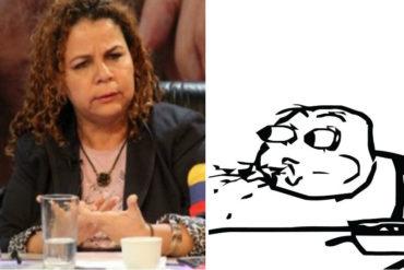 ¡SE PASÓ! La descarada respuesta que Iris Varela le dio una tuitera que pedía desesperada el fin de este gobierno