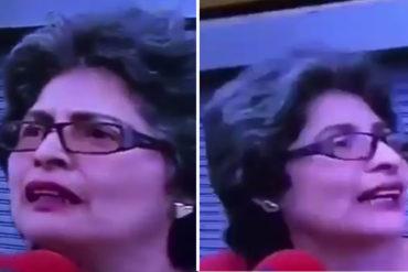"""¡SE VOLVIÓ UN OCHO! Así de confundida quedó esta doña tras los anuncios de Nico (pero Cabello dice que el venezolano """"entendió"""") (+Video)"""