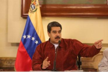 ¡GRAVE! Maduro amenazó con meter preso a los comerciantes que incumplan en los precios (Les mandará al Sebin)(+Video)