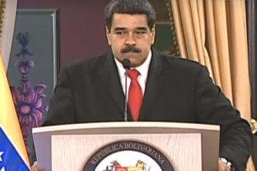 ¡NO ME DIGAS! La preocupante confesión de Maduro tras supuesto atentado en su contra (se le chispoteó) (+Video)