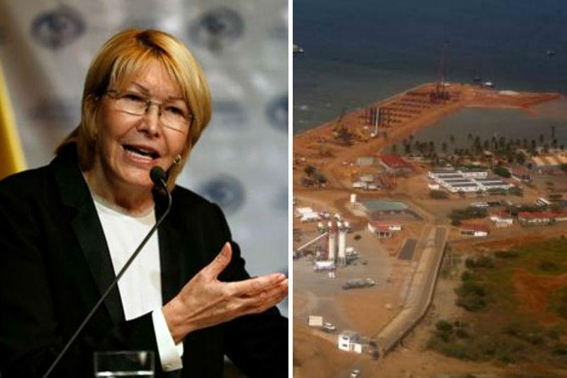 ¿NERVIOSO, NICO? Ortega Díaz presentó pruebas sobre irregularidades en la construcción del segundo puente sobre el lago de Maracaibo