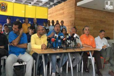 """¡LO ÚLTIMO! Andrés Velásquez sobre el paro nacional: """"Es un primer paso para unificar la lucha del pueblo"""""""