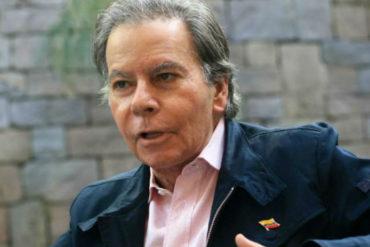 ¡FRONTAL! La tajante opinión de Diego Arria sobre si venezolanos deben o no sacar el carnet de la patria (+punta a Capriles y Barboza)