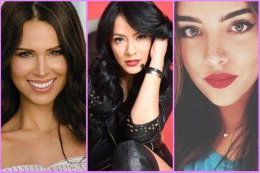 ¡QUÉ CALOR! 8 famosas venezolanas que han encendido las redes mostrando sus buenos atributos (+Fotos +Video)
