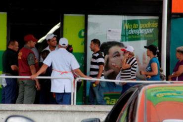 ¡SÉPANLO! Autoridades obligaron ventas a «precios regulados» en supermercado Garzón de Barquisimeto