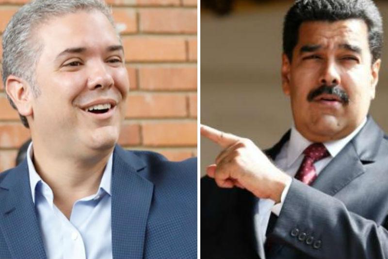 ¡A LO BRAVO! Maduro: Duque está obligado a conversar con el gobierno venezolano
