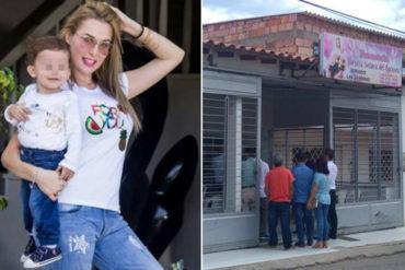 ¡ESCALOFRIANTE! Los detalles del crimen de la modelo venezolana asesinada en Cúcuta (niño sobrevivió porque quedaron alimentos a su alcance)