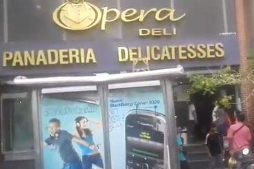 """¡LO ÚLTIMO! Fiscalizan panadería de Caracas por supuesto """"acaparamiento"""" de harina de trigo (+Video)"""