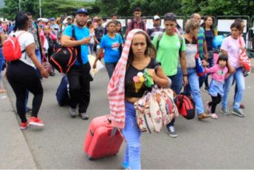 ¡CRISIS MIGRATORIA! Colombia pide de nuevo a ONU designar funcionario ante el éxodo venezolano