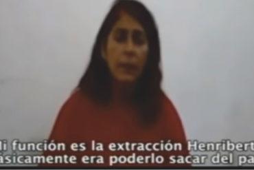 ¡AQUÍ ESTÁ! El video en el que Ángela Espósito involucra a miembros de inteligencia de Colombia en atentado contra Maduro