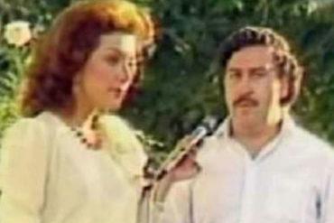 """¡OFENDIDA! Amante estrella de Pablo Escobar habla de la serie """"Narcos"""": Es un robo a mi libro"""