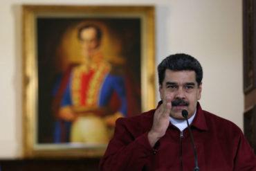 """¡SE ALTERÓ! Un Maduro enfurecido amenaza con buscar hasta """"debajo de las piedras"""" a los supuestos terroristas"""