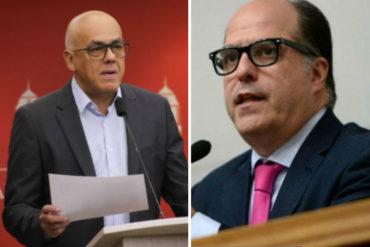 """¿HASTA CUÁNDO? Rodríguez insiste en culpar a Borges del """"atentado"""" contra Maduro: """"Es un asesino y el autor intelectual"""""""