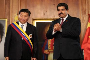 ¡AJÁ, NICO! China confirmó que ha reducido sus vínculos con Maduro tras las sanciones y «otros factores»