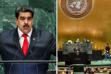 """¡VALIENTE APOYO! Pese a su ilegitimidad, la ONU dice que seguirá trabajando con el régimen de Maduro: """"No nos dedicamos a desconocer jefes de Estado"""""""