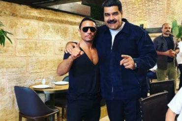 ¿RECULÓ? El chef Salt Bae borró los videos de Maduro y Cilia comiendo como reyes de su Instagram tras polémica